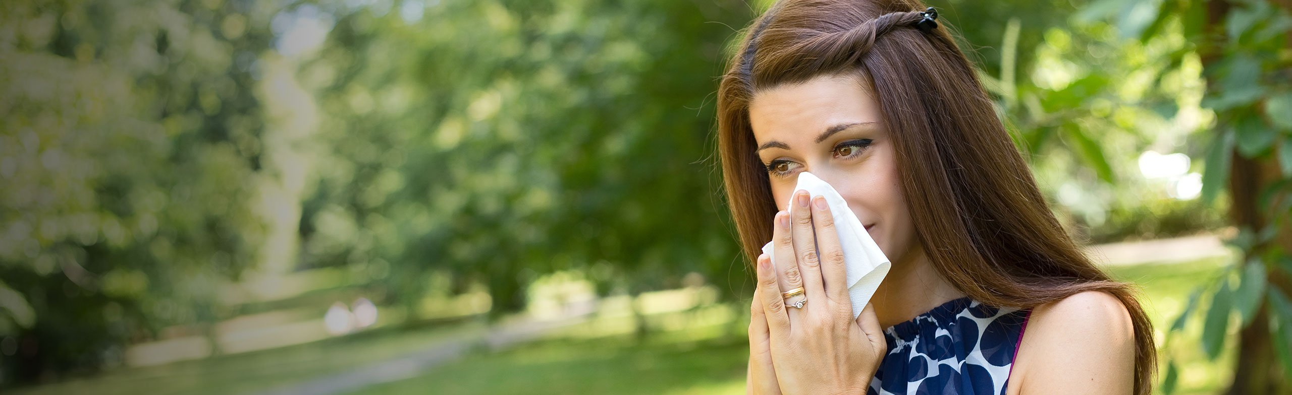 Don't Let Allergies Ruin Your Spring